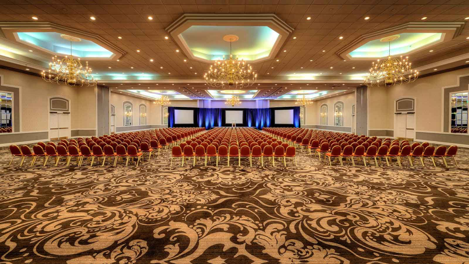 Charlotte Events - Sheraton Charlotte Hotel - Conference Hall