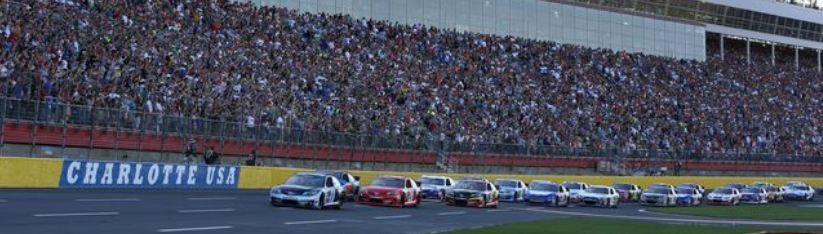 Things to do in Charlotte NC - Charlotte Motor Speedway